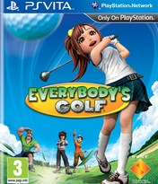 Everybody`s Golf (PS Vita)