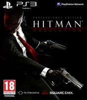 Hitman: Absolution Professional Edition (PS3)