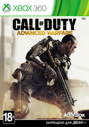 Купить Call of Duty: Advanced Warfare для Xbox 360