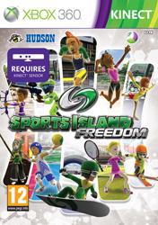 Sports Island Freedom (Xbox 360) (Kinect)