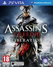 Assassin's Creed: Liberation (PS VITA)