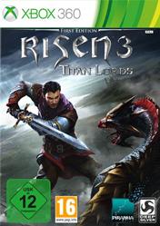 Risen 3: Titan Lords (Xbox 360)