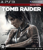 Tomb Raider: Survival Edition (PS3)