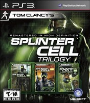Tom Clancy's Splinter Cell Trilogy Classics HD (PS3)