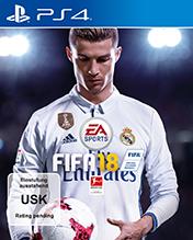 Покупка FIFA 18 для PS4 в Одессе