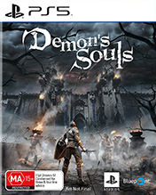 Купить Demon's Souls Remake для PS5 в Одессе