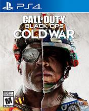 Купить Call of Duty: Black Ops Cold War для PS4 в Украине
