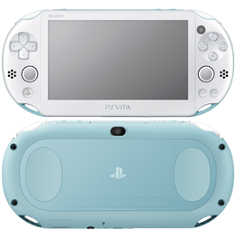 Купить PS Vita 2000 Slim Light Blue / White в Одессе