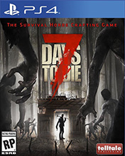 Купить 7 Days to Die для PS4 в Одессе