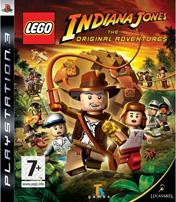 Купить LEGO: Indiana Jones для PS3 в Украине