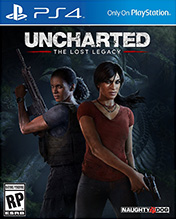 Купить Uncharted: The Lost Legacy для PS4 в Одессе