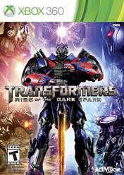 Трансформеры. Битва за Темную Искру / Transformers: Rise of the Dark Spark (Xbox 360)