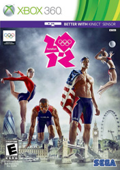 London 2012 - The Official Video Game of the Olympic Games (Xbox 360) (Kinect)