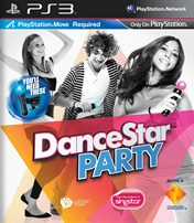 DanceStar Party (PS3) (Move)