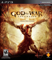 God of War: Ascension Collector's Edition / Восхождение (PS3)