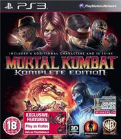 Купить Mortal Kombat для PS3 в Украине