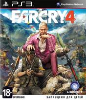 Купить Far Cry 4 для PS3 в Одессе