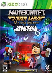 Купить Minecraft: Story Mode для Xbox 360 в Одессе