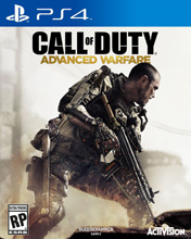 Купить Call of Duty: Advanced Warfare для PS4 в Одессе