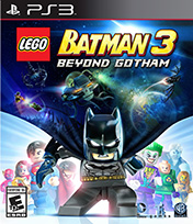 Купить LEGO Batman 3: Beyond Gotham для PS3 в Украине