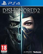 Купить Dishonored 2 для PS4 в Украине