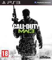 Купить Call of Duty: Modern Warfare 3 для PS3 в Одессе