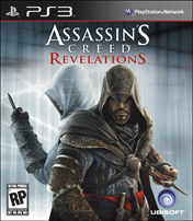 Купить Assassins Creed: Revelations / Откровения для PS3 в Украине
