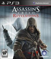 Купить Assassins Creed: Revelations / Откровения для PS3 в Украине