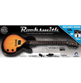RockSmith Guitar Bundle (PS3)