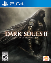 Купить Dark Souls II: Scholar of the First Sin для PS4 в Украине