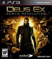 Deus Ex: Human Revolution (PS3)