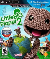 LittleBigPlanet 2 (PS3)  (Move)