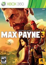 Max Payne 3 2DVD (XBox 360)