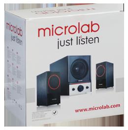 Акустика Microlab FC-390