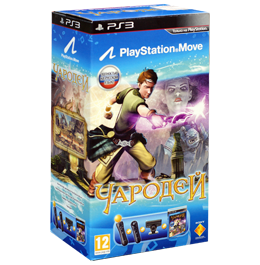 PlayStation Move Starter Pack Full (PS3) / Чародей