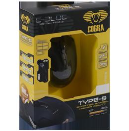 Игровая мышь E-Blue Cobra Type-S