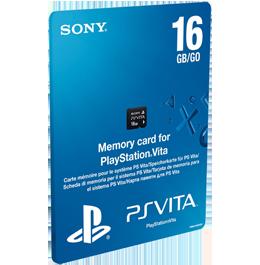 Купить Memory Card 16Gb / Карта памяти 16Гб для PS Vita