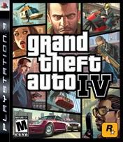 Grand Theft Auto IV (PS3)