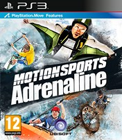 Motionsports Adrenaline Move (PS3) (Move)