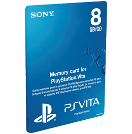 PS Vita Memory Card 8Gb / Карта памяти 8Гб (PS Vita)