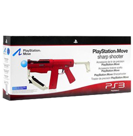 PlayStation Move Sharp Shooter (PS3)