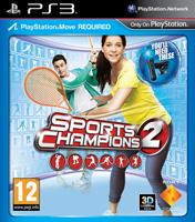 Sports Champions 2 / Праздник Спорта 2 (PS3) (Move)
