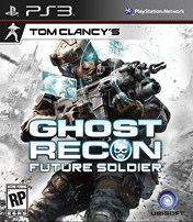 Tom Clancy's Ghost Recon: Future Soldier (PS3)  (Move)