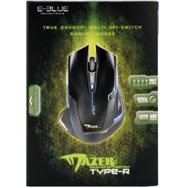 Игровая мышь E-Blue Cobra Mazer Type-R Black