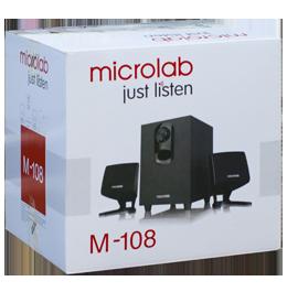 Акустика Microlab M-108