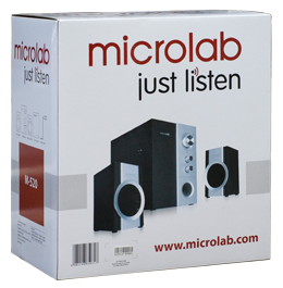 Акустика Microlab M-520