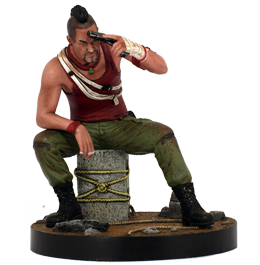 Фигурка Far Cry 3: Vaas Montenegro