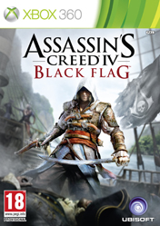 Assassin`s Creed IV: Black Flag (Xbox 360)