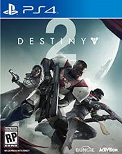 Купить Destiny 2 для PS4 в Одессе