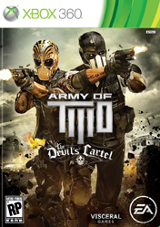 Army of TWO: The Devil`s Cartel (Xbox 360)